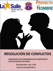 Escuela de Padres: Resolución de Conflictos