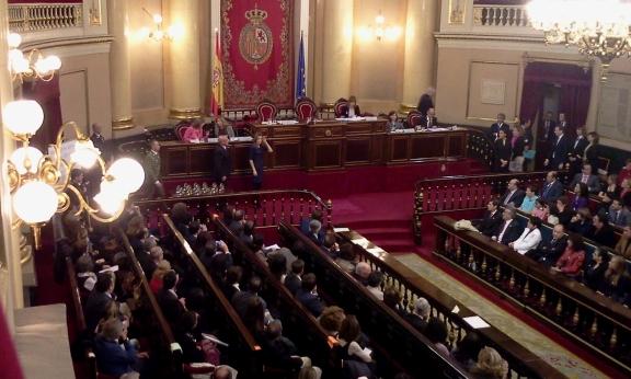 SAR-Letizia-en-el-Senado-espanol-4