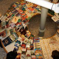 El Mercadillo del Libro Solidario se ha iniciado esta  semana