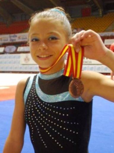 gimnasia bronce