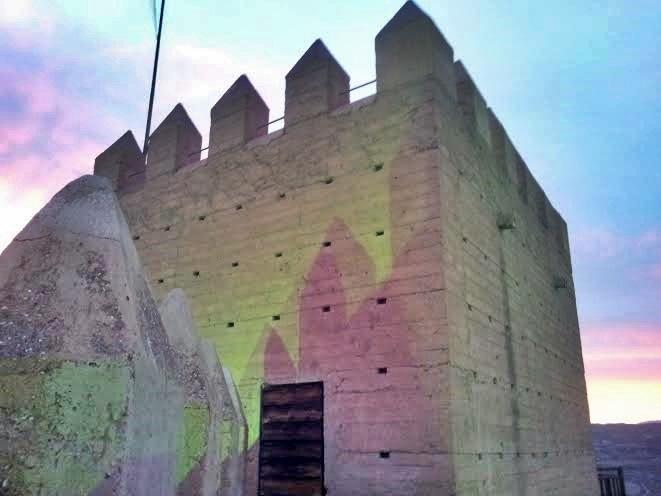 C4 Reflejo en el Castillo