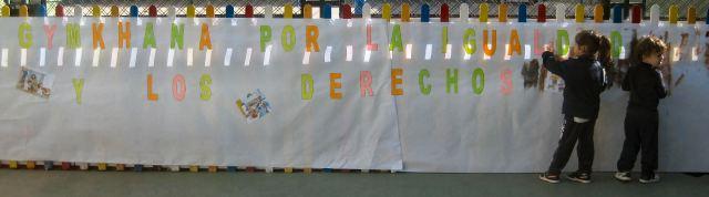 Derechos y Obligaciones de los Niños: Proyecto Coeducación