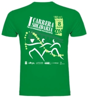 camiseta voluntario