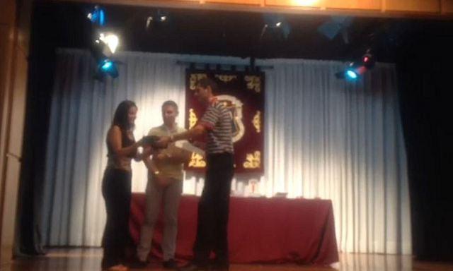 Entrega del Premio a la Excelencia en Bachiller 2013-2014
