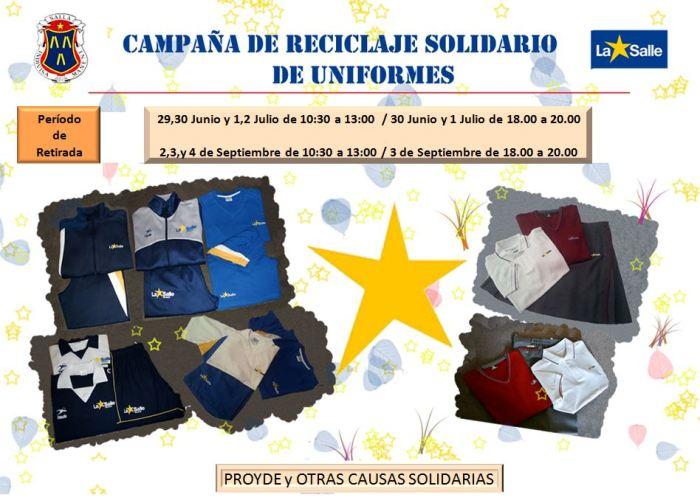 campaña uniformes 2015