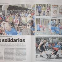 Vídeo de la II Carrera Solidaria AMPA La Salle por la Enfermedades Poco Frecuentes