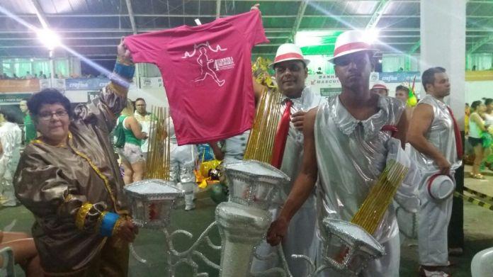 Sao PAulo Sambodromo